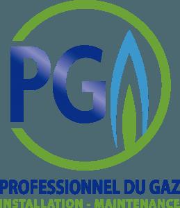 Logo professionnel gaz installation