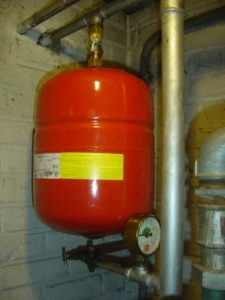 Vase d'expansion chauffage