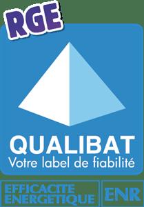 Logo RGE Qualiat efficacité énergétique